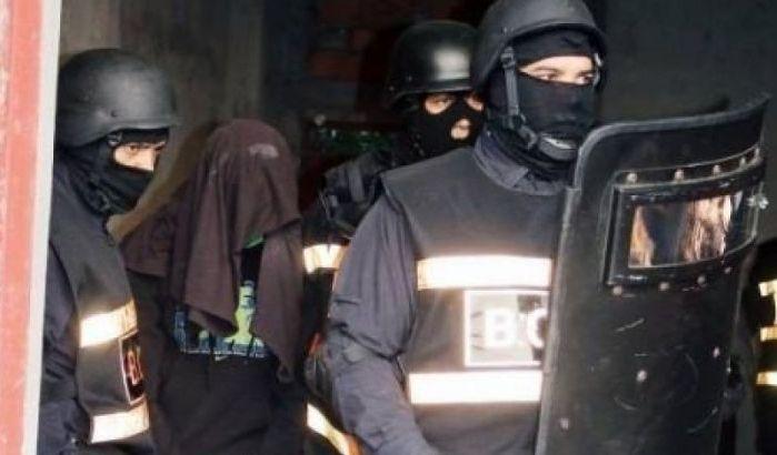 BCIJ: Démantèlement d'une cellule djihadiste de sept membres