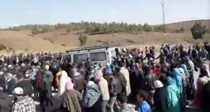 Un nouveau mort dans l'effondrement d'une mine clandestine — Jerada