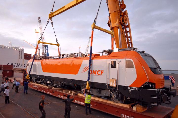 ONCF: Acquisition de 30 locomotives électriques chez Alstom