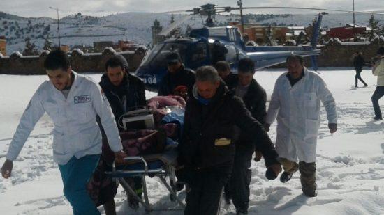 Vague de froid: Bilan d'une mobilisation exceptionnelle pour assister les populations touchées