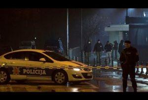 Monténégro : l'ambassade américaine visée