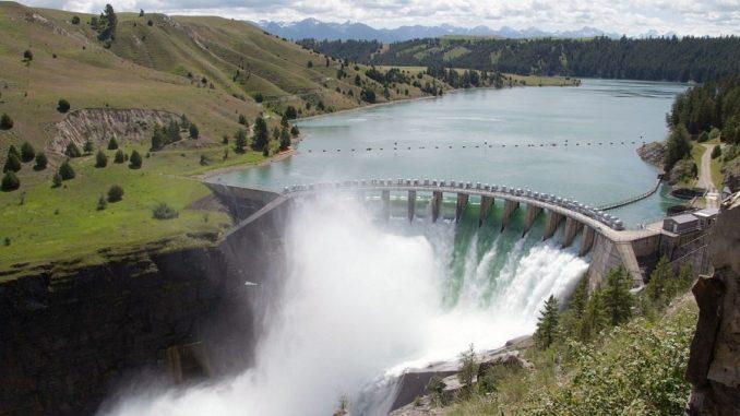 Les barrages remplis à plus de 63%