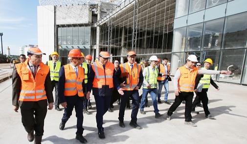 ONCF : 2018 verra l'achèvement des grands projets ferroviaires