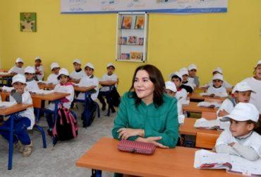 Environnement: Lalla Hasnaa fête avec des élèves les 12 ans du Programme Éco-Écoles