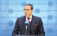 Hilale au CS: Le déplacement du Polisario de l'Algérie vers l'Est du dispositif de sécurité au Sahara Marocain « constitue un casus belli »