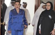 Lalla Hasnaa représente le Roi Mohammed VI à l'inauguration officielle de la Bibliothèque nationale du Qatar