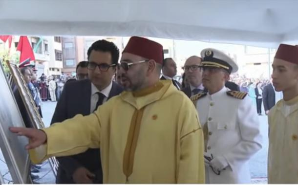 Le Roi Mohammed VI lance trois projets solidaires dédiés aux femmes et aux jeunes à kénitra