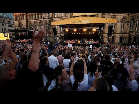 Un hommage en chanson aux victimes de Manchester