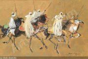 Le peintre Hassan El Glaoui tire sa révérence