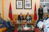 Avec Köhler, les élus du Sahara étaient clairs: L'autonomie est la seule solution