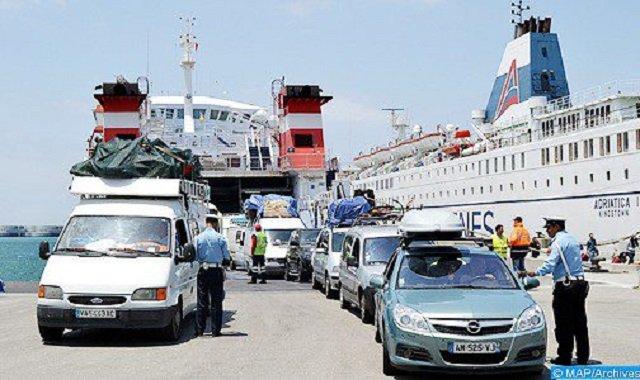 Plus de 531.000 MRE ont regagné le Maroc en un mois