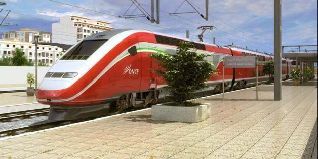 ONCF: Démarrage du TGV au