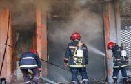 Fès: Pas de victimes dans l'incendie d'un local squatté par des migrants