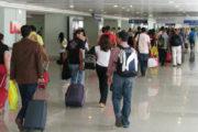 Aéroports: Plus de 2 millions de passagers en juillet