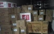 Salé: Grosse saisie de cigarettes de contrebande et de maâssel