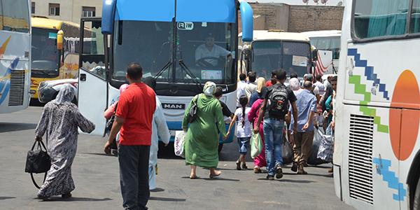 Aïd Al Adha : Calvaire dans les transports