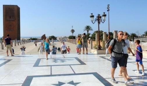 Maroc: 5,1 millions de touristes au premier semestre