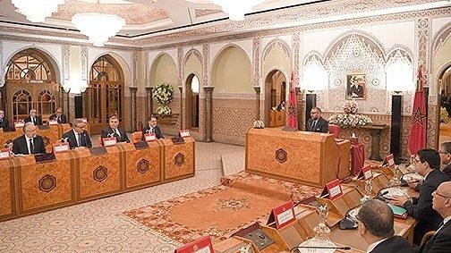 Le Roi Mohammed VI préside un Conseil des ministres où ont été adoptés des textes juridiques à portée stratégique