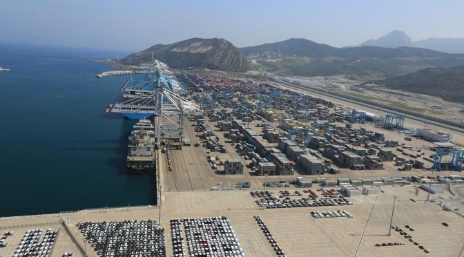 Tanger Med: 1er port à conteneurs en Afrique 45ème au monde