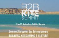 Dakhla: Premier Sommet européen Business & Kitesurf