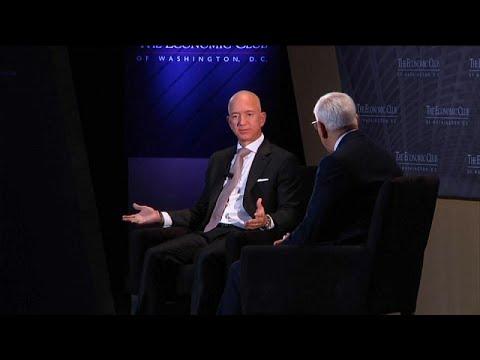 Jeff Bezos, le patron d'Amazon investit 2 milliards dans l'éducation