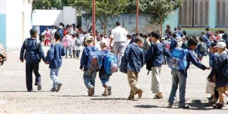 """""""Un million de cartables"""": Plus de 4,36 millions de bénéficiaires"""