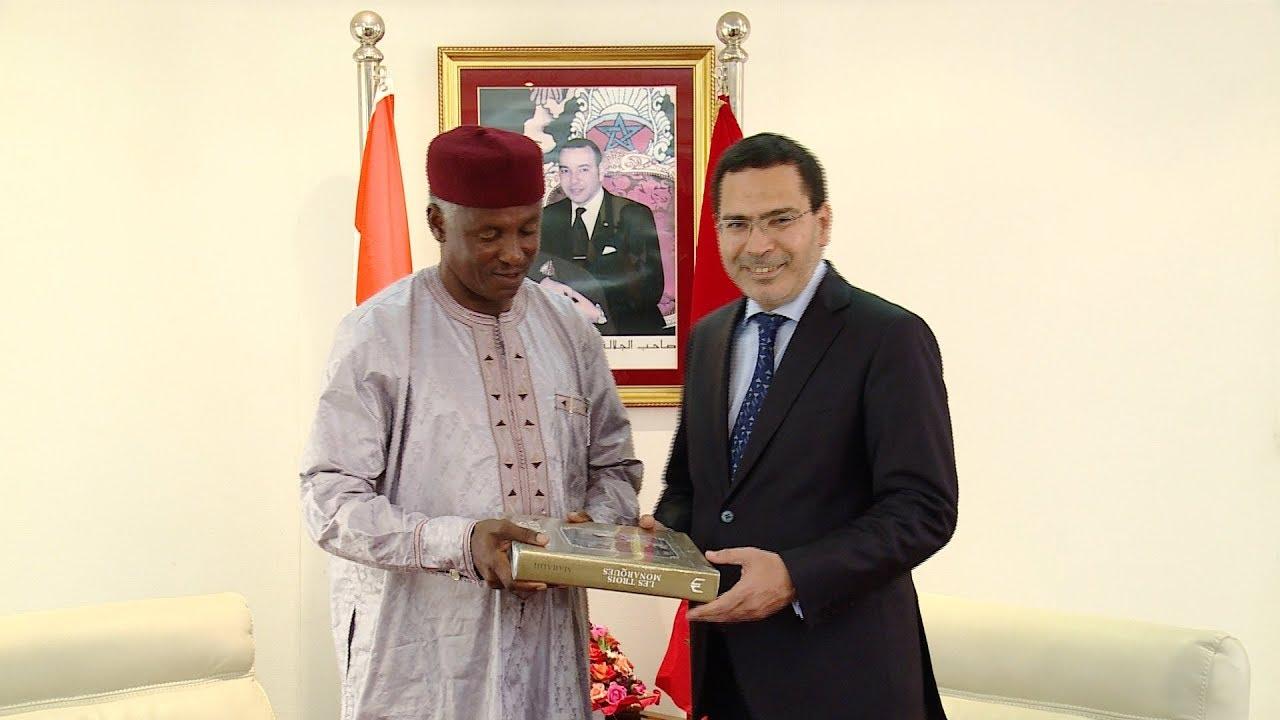 Niger: Le ministre Issouf salue la politique du Maroc en matière de migration