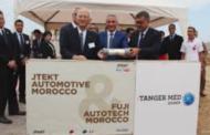 Automobile: Première usine africaine du japonais JTEKT à Tanger