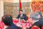 Le Roi Mohamed VI reçoit le ministre saoudien de l'Intérieur