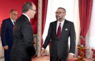 Le Souverain félicite Benchamach après sa réélection à la tête de la Chambre des conseillers