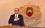 Hakim Benchamach reconduit à la tête de la Chambre des Conseillers