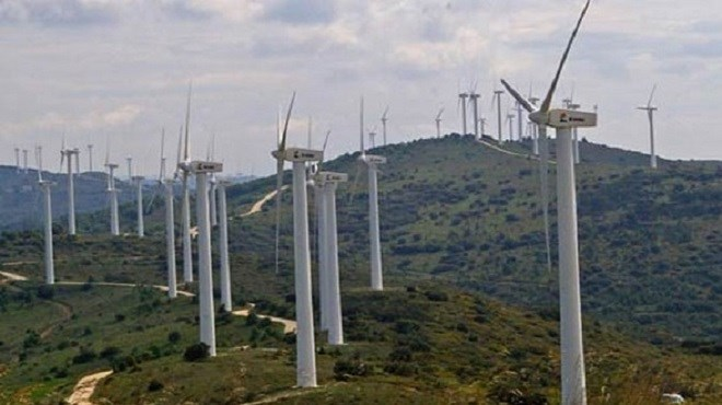 Éolien : Le parc Khalladi inscrit à la norme I-REC