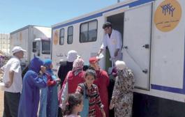 Le Roi Mohammed VI ordonne une assistance humanitaire dans les régions touchées par le froid