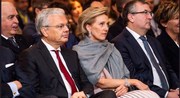 Casablanca: La Princesse Astrid préside le lancement du Forum économique belgo-marocain