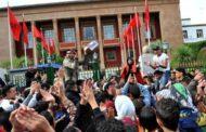 GMT+1: Les élèves dans les rues