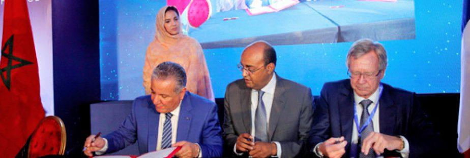 Forum d'Affaires Maroc-France : Franc succès de  l'édition de Laâyoune