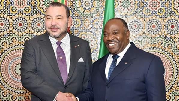 Le Président Ali Bongo Ondimba au Maroc pour sa convalescence