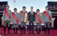 Le Prince Moulay El Hassan préside la finale de la 6è édition de la Coupe du Trône des clubs de saut d'obstacles