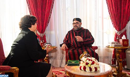 Le roi Mohammed VI nomme une femme à la tête de la HACA