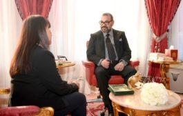 Le Roi Mohammed VI reçoit Mme Amina Bouayach et la nomme présidente du CNDH