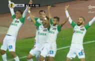 Coupe de la CAF : Le Raja écrase le Cercle Mberi Sportif du Gabon 5 buts à 0