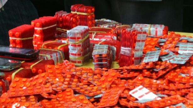 Bab Sebta: Saisie de plus de 47.000 comprimés psychotropes