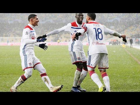 Lyon rejoint le top 16 européen, tirage au sort des huitièmes lundi prochain