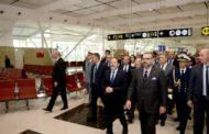 Le Roi Mohammed VI inaugure le terminal 1 de l'aéroport de Casablanca