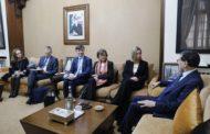 El Otmani et Mme Mogherini se félicitent des perspectives prometteuses du partenariat Maroc-UE