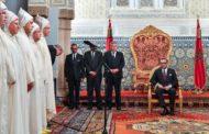 Le Roi Mohammed VI reçoit les nouveaux walis et gouverneurs