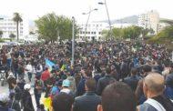 Algérie: Des milliers de manifestants contre Bouteflika et le régime