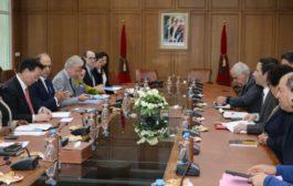 Benchaâboun reçoit des responsables du FMI et de la BM