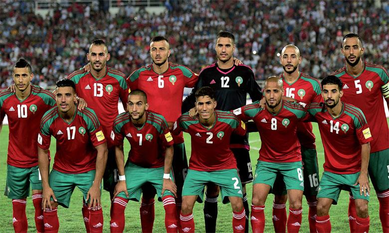 Classement FIFA : Maroc 43ème