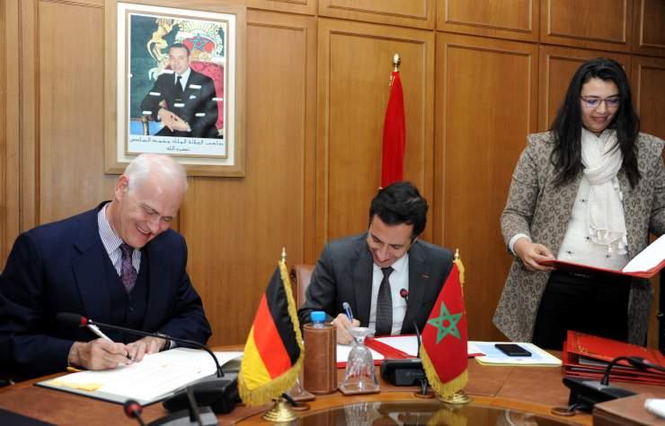 Allemagne: 330 millions d'euros pour des projets de développement durable au Maroc